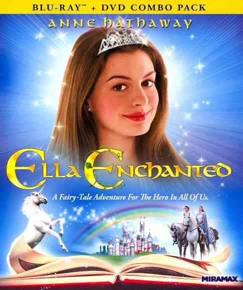 ELLA ENCHANTED BY HATHAWAY,ANNE (Blu-Ray)